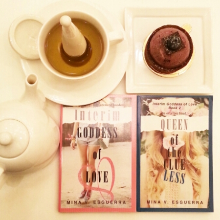 Interim Goddess of Love paperbacks