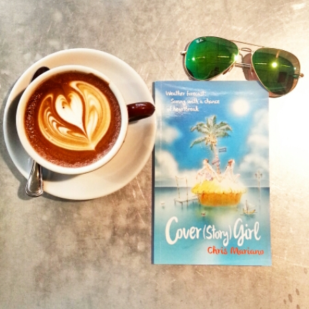 Cover Story Girl with mocha