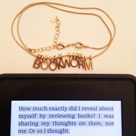 Bookworm Accessorize necklace