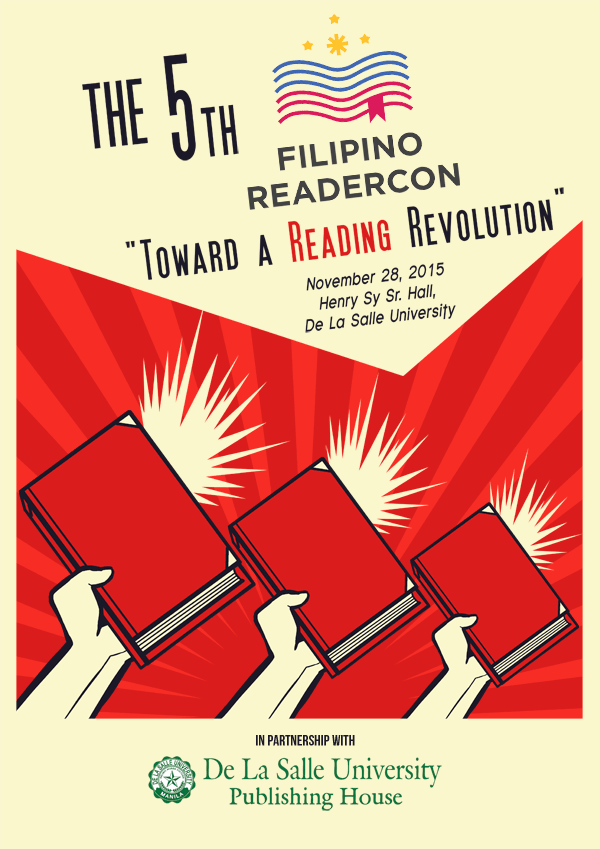 Filipino ReaderCon 2015