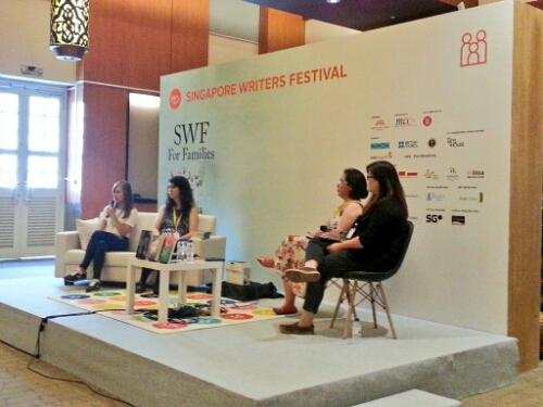 SG writers fest 2015 - instalove 4