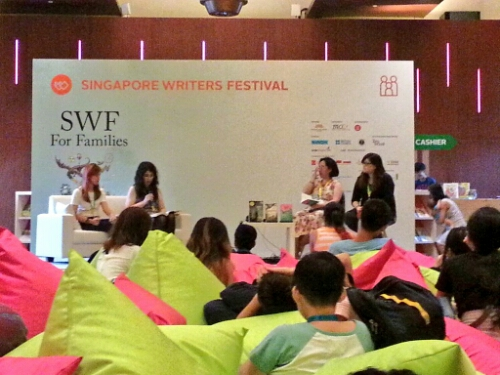 SG writers fest 2015 - instalove