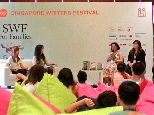 SG writers fest 2015 - instalove 2