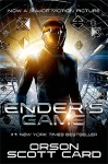 Ender's Game - movie cover