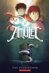 Amulet The Stonekeeper