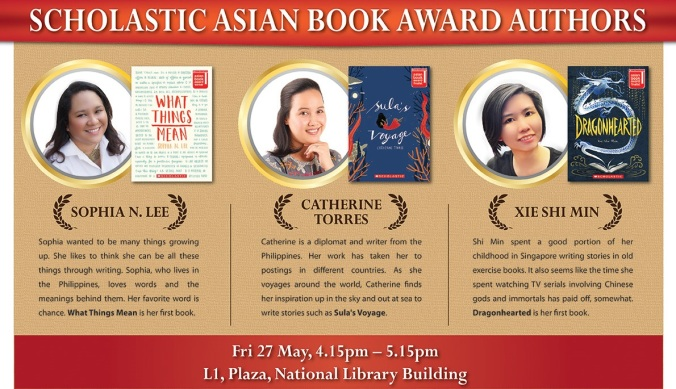 Scholastic Asian Book Award 2