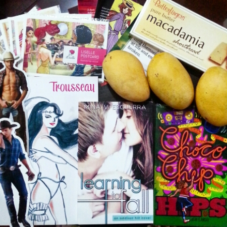 #romanceclass - May 2016 haul