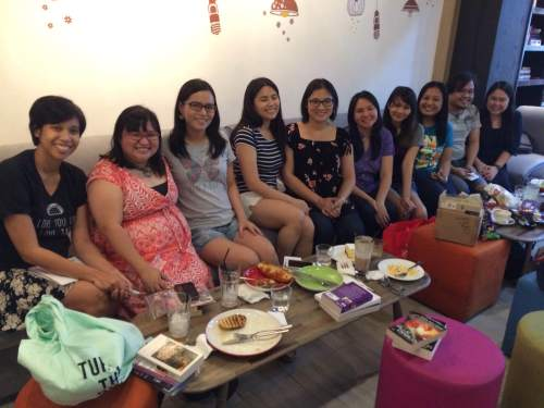 romanceclass meet up - May 2016