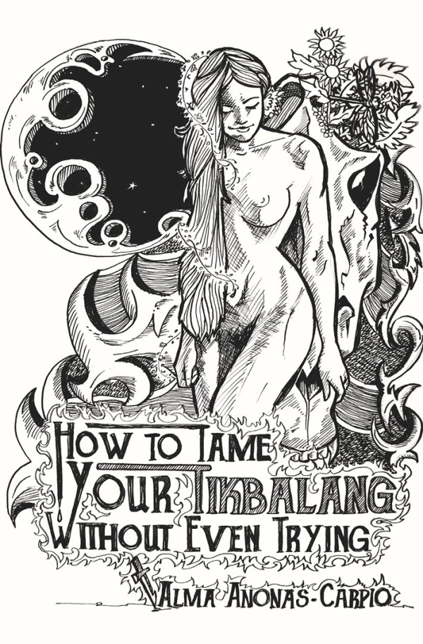 How To Tame Your Tikbalang_New Cover