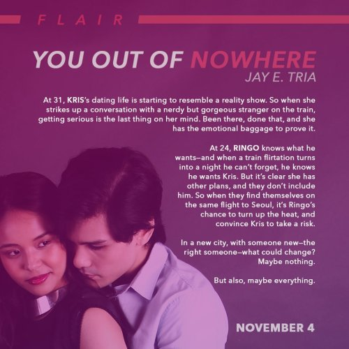 You Out of Nowhere - synopsis