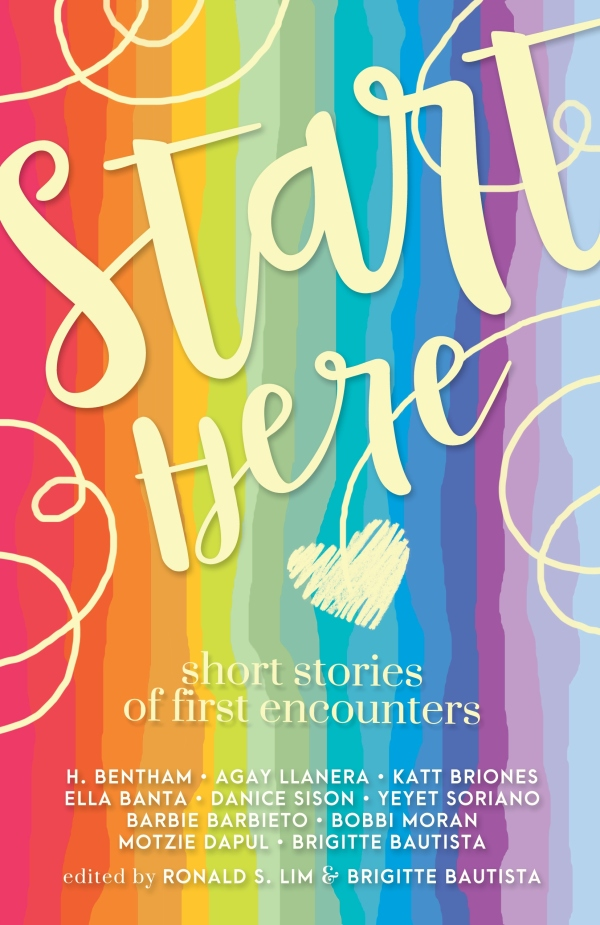 Start Here - print cover