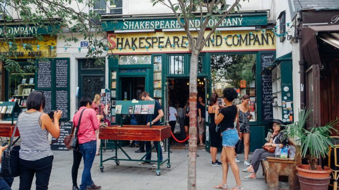 Chasing Mindy - Shakespeare and Co